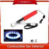 Portable Combustible Gas Detector Flammable Indicator Methane Propane LPG Leak Tester with Sound Light Alarm for Home Industrial