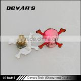 High quality wholesale custom flashing led light name badge magnet                                                                                                         Supplier's Choice