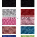 PU synthetic glitter leather for shoe, bag, wallet, wall paper, case and etc