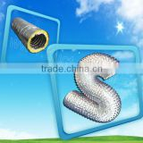 hydroponic flexible aluminium ducting/stainless steel aluminum duct