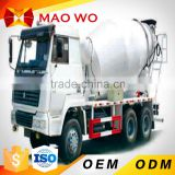 China 8 cubic meters used concrete mixer truck with pump                                                                         Quality Choice