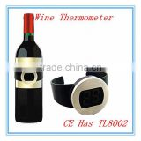 The pop European noble life style digital thermometer for wine with CE made in China TL8002