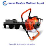 Electric earth auger machine price( 0086-13782789572 )