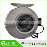 "Metal Casing 4"",6"",8"",10"",12"" 120V/230V AC Current Ventilation Blower Fan/Axial Flow Type Circular Mounted Duct Fan"