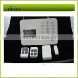 New self defense Home security system wireless GSM home alarm system with Germany,Spanish,France,Russian versions