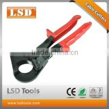 LSDHigh Quality HS-325A cable cutter Ratchet pipe cutter for cutting 240mm2 cables portable cutting tool