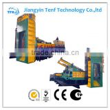 CE YDJ-6300 low price heavy metal aluminum iron steel copper metal bale shear machine(High Quality)