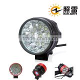10 x CREE XML XM-L T6 LED Bike Light Front Bicycle Lamp Outdoor Flash Light With Rechargeable Battery