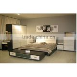 Well-known For its Fine Quality Factory Directly Wholesale Furniture Modern Bedroom Sets
