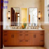 PVC bathroom vanity/floor PVC bathroom vanity/antique PVC bathroom cabinet