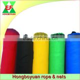 durable/100% new material blue, green,orange,red building safety net/stair safety netting