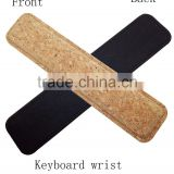 Boshiho Eco-friendly Cork keyboard wrist rest pad