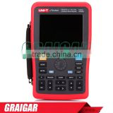 UNI-T UTD1202C 2 Channel 200MHz 1GS/s Handheld Digital Storage Oscilloscope Oscillograph with Multimeter