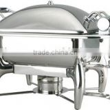 GW-21A 4L Stainless Steel Exquisite Chaffing Dish (Hydraulic System)