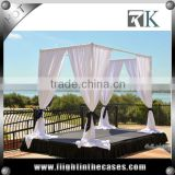 Square Pipe and Drapes 18/Strong Holding Adjustable Pipe Stand for Curtain