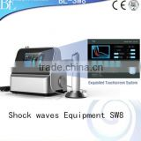 Shockwave sport injuries treatment machine/ shockwave pain relief machine/ shockwave therapy machine