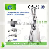 vacuum rolling maquinas de RF weight loss Anticellulite vacuum therapy machine