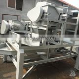 professional hot selling almond cracking machine/almond shelling machine/almond cracker machine