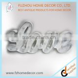LOVE led sign /LED letter display /letter sign