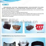 Steel Rotational Moulding