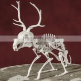 make your own design plastic animal toys skeleton,custom make plastic animal toy skeleton bones