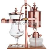 elegant in style royal balancing syphon coffee maker
