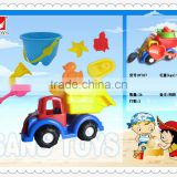 hot sale plastic summer beach toys set 8pcs packed/ wholsesale good quality summer sand toys