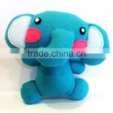 Hot new bestselling product wholesale alibaba handmade felt Ellie Elephant Stuffed Plush Toy for kids made in China