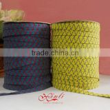 2013 wide elastic rubber bands for glove elastic ribbon