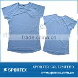 2013 OEM polyester t-shirt fa050