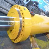 2 stage hydraulic cylinder 1000mm stroke