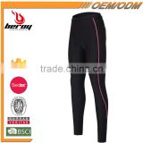 BEROY Compression Cycling Tights Custom Design, Dry Fit Bicycle Cycling Pants