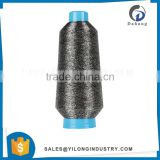 Photolumiescent Embroidery Thread Yarn For Knitting And Weaving Shinny Metallic Film Covered