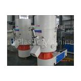 Agglomerator Plastic Processing Machinery , Rotary blade Plastic Extrusion Line