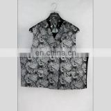 New style Best-Selling hot sale cool waistcoat for men design