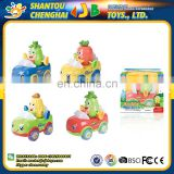 China hot products reliable quality kids electrically operated music cartoon vehicle toy