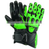 Men Motorbike Leather Gloves