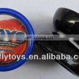 Blue and black good quality kids toys yoyo toys