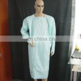 Nonwoven disposable CPE Surgical gown isolation gown patient gown hospital products
