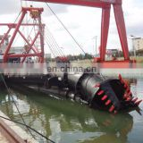 New River Sand Dredger with Cutter