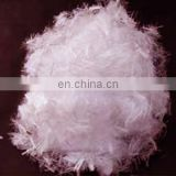 Virgin polypropylene staple fiber, PP
