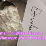 Pure Authentic Etizolam in powdered from end lab China origianl with 100% customer satisfaction(email/skype:vivi@laite-bio.com)