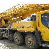 I'm very interested in the message 'XCMG 50 ton crane' on the China Supplier