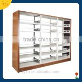 China Factory Low price Durable double column bookshelf
