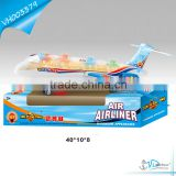 BO Toy Plane Music Light and Racing