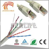 China Supplier Hangzhou Factory High Quality LAN Cable Cat6 Cable Hot Selling                                                                         Quality Choice