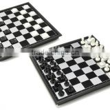 plastic chess game set