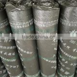 hot sales cheap 2/3/4mm SBS bitumen waterproof membrane, roll building roof asphalt material / aluminum foil sheet