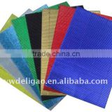 Colored Corrugated Aluminium Board Use for Gift Wrapping Handcraft Decoration Construction