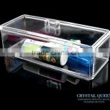 2232wholesale acrylic makeup organizer with drawers acrylic cosmetic organizer acrylic makeup organizer